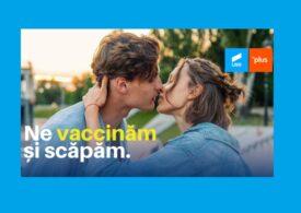 """USR-PLUS a lansat propria campanie """"Ne vaccinăm și scăpăm"""", după modelul """"Fără penali"""" (Video)"""