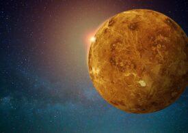 Viaţa pe Venus este imposibilă din cauza apei insuficiente din atmosfera planetei (studiu)