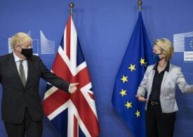 Liderii UE atrag atenţia Marii Britanii să respecte acordul. Johnson cere un compromis în privinţa Irlandei de Nord