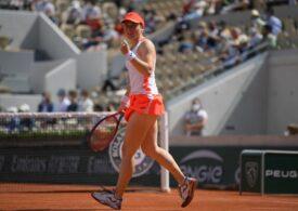 Tamara Zidansek produce o nouă surpriză și se califică în semifinale la Roland Garros
