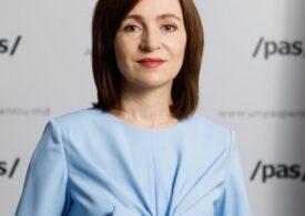 Maia Sandu, după alegerile parlamentare: Sper ca astăzi să fie sfârşitul unei ere grele și domniei hoţilor asupra Moldovei