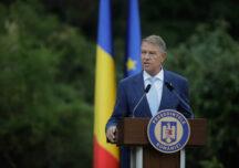 Iohannis: România