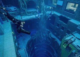 Cea mai adâncă piscină de scufundări din lume, inaugurată în Dubai. E un adevărat oraș subacvatic! (Video)