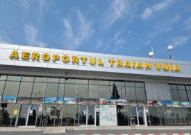 Noul terminal de sosiri externe de la Aeroportul Timişoara a fost dat în folosinţă