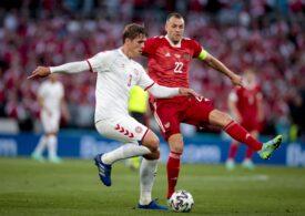 Danemarca își continuă povestea frumoasă și ajunge în semifinalele EURO 2020