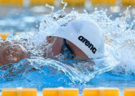 A treia medalie de aur pentru David Popovici la Campionatele Europene de natație