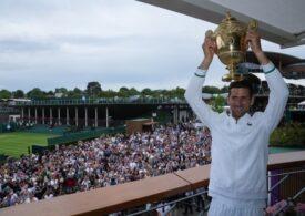 Ce a spus Novak Djokovici după triumful din finala de la Wimbledon. Mesaj special către Roger Federer și Rafa Nadal