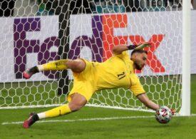 EURO 2020 | UEFA a anunțat cel mai bun jucător și golgheterul turneului