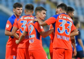 Conference League: FCSB învinge la limită Șahtior Karagandy