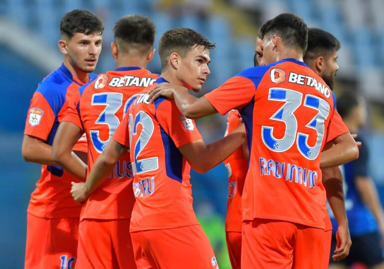 Lotul FCSB pentru meciul cu Șahtior Karagandy: Revenire spectaculoasă în atac