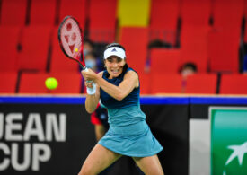 Prima reacție a Gabrielei Ruse după triumful din finala WTA de la Hamburg