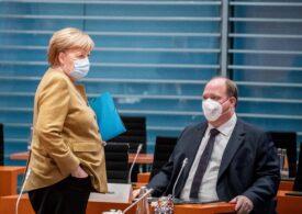 Germania ar putea avea curând peste 100.000 de cazuri noi de COVID pe zi, spune șeful de cabinet al lui Merkel. Propune restricții pentru cei nevaccinați