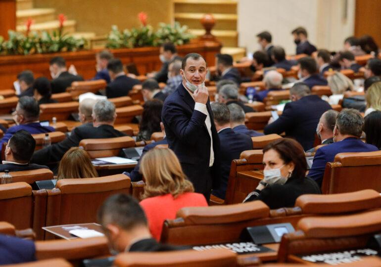 Parlamentul a înfiinţat, la propunerea PSD, o comisie ca să ancheteze preţurile la gaze şi curent
