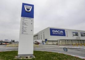 Dacia a întrerupt din nou producția din lipsă de cipuri
