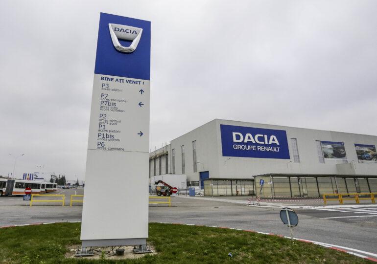 Dacia va produce după 2035 doar maşini electrice, inclusiv la Mioveni