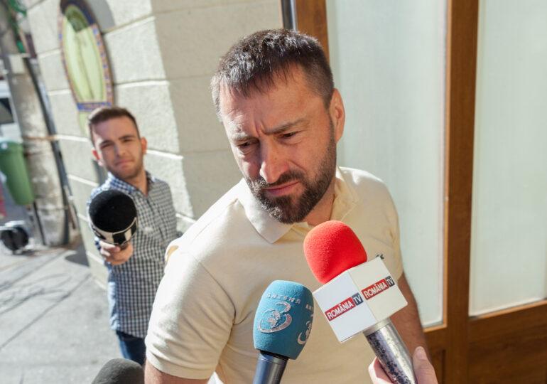 Nelu Iordache a fost săltat de pe Aeroportul Otopeni și dus la DNA