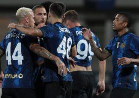 Ionuț Radu a apărat două penaltiuri pentru Inter Milano (Video)