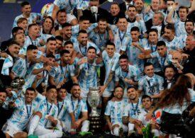 Leo Messi îl egalează pe marele său rival Cristiano Ronaldo la un capitol important după cucerirea trofeului Copa America