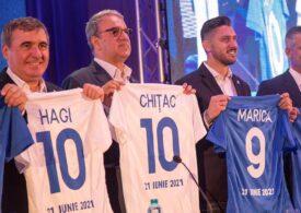 Ciprian Marica a anunțat echipa care le va lua locul celor de la Farul Constanța în Liga II