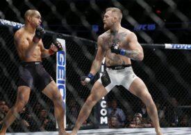 Accidentare teribilă pentru Conor McGregor în lupta cu marele său rival Dustin Poirier (Video)