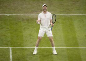 Surpriză de proporții realizată de Andy Murray în turneul olimpic de tenis de la Tokyo