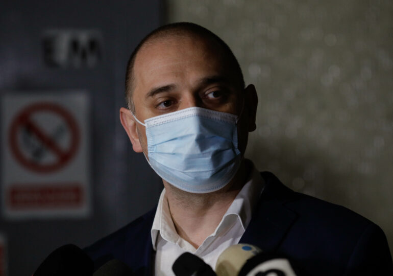 Radu Mihaiu: USR-PLUS va trata PNL ca şi cum ar fi PSD. Florin Cîțu, demisia!