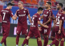 CFR Cluj se califică în turul 3 din Liga Campionilor