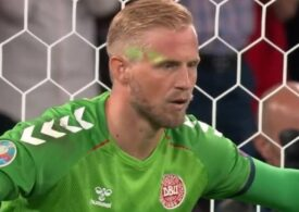 UEFA a deschis o procedură disciplinară după meciul Anglia - Danemarca
