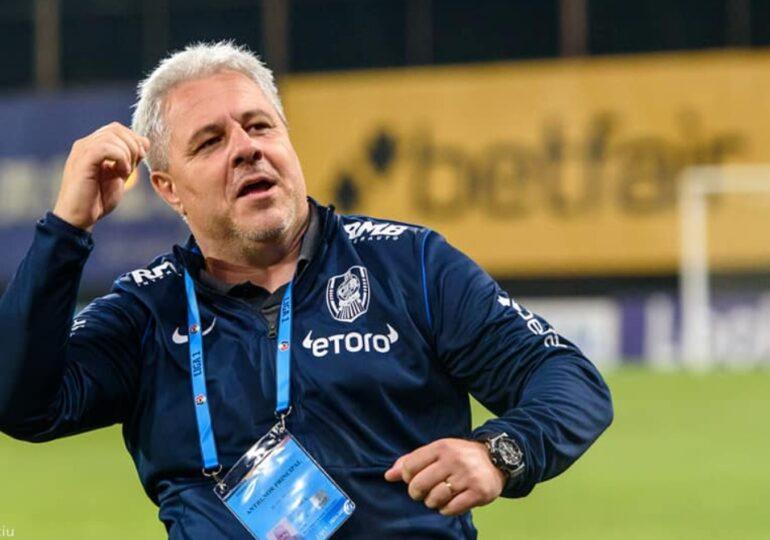 Marius Șumudică a găsit motivele pentru jocul slab al lui CFR Cluj din Gibraltar