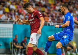 Liga 1: Rapid obține o nouă victorie