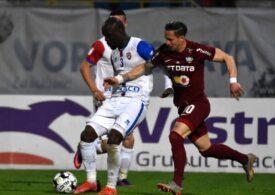 CFR Cluj a cumpărat un jucător din Liga 1