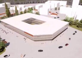 Craiova va avea o arenă sportivă de 20 de milioane de euro