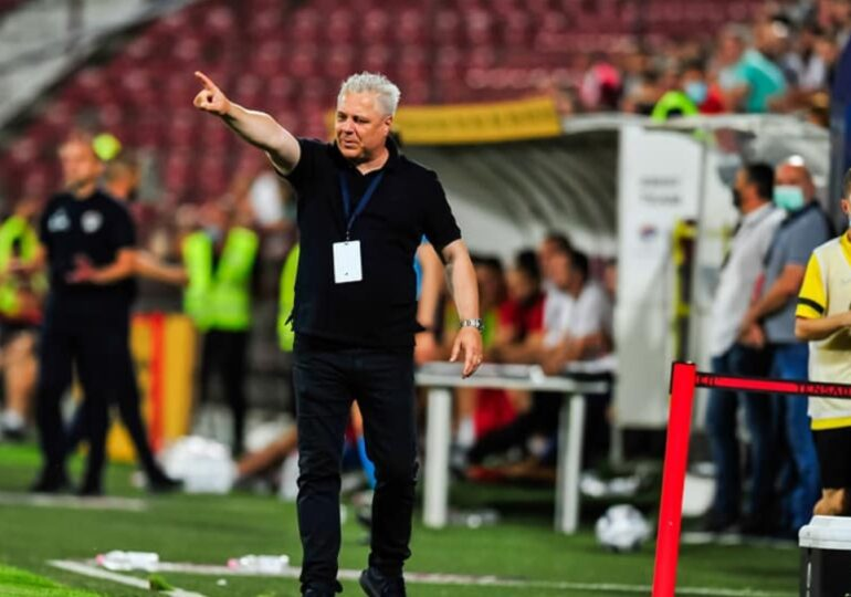 Șumudică dezvăluie ce probleme de lot are CFR Cluj înaintea meciului din Liga Campionilor