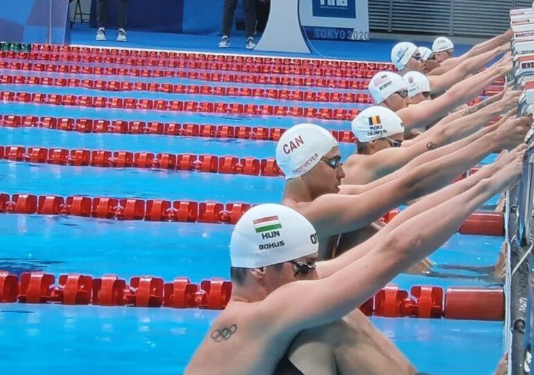 Jocurile Olimpice: Evoluția sportivilor români de luni - vești bune doar de la înot și box