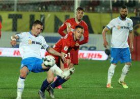 Liga 1: FCSB învinge la scor Universitatea Craiova