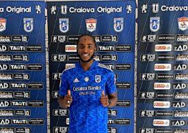 O nouă lovitură dată de FC U Craiova pe piața transferurilor