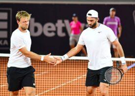 Horia Tecău a fost învins în finala ATP de la Hamburg, după o desfășurare dramatică a partidei