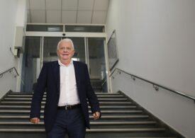 Viorel Hrebenciuc a fost condamnat la 2 ani de închisoare cu executare în dosarul retrocedărilor ilegale de păduri