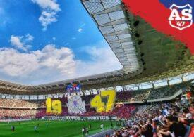 Steaua a inaugurat noul stadion din Ghencea cu o victorie categorică
