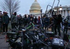 Opt luni de închisoare pentru un protestatar care a luat cu asalt Capitoliul în ianuarie