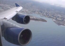 Un Boeing 737 a aterizat de urgență în ocean, lângă Honolulu