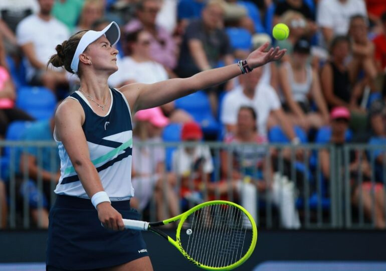 Barbora Krejcikova, în finala turneului de la Praga