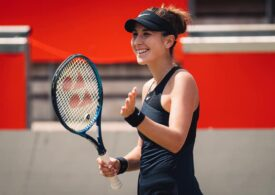 Belinda Bencic, prima finalistă a turneului de tenis de la JO 2020