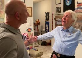 O femeie de 82 de ani îl va însoți pe Jeff Bezos în spațiu