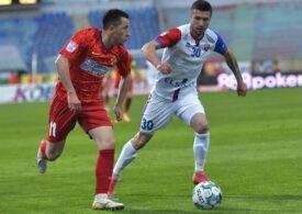 FCSB a călcat strâmb la Botoșani în primul meci al sezonului din Liga 1