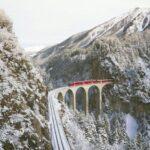 Îți place să mergi cu trenul? Acestea sunt rutele europene ideale de vacanță (Galerie foto)