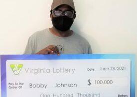 A câștigat de două ori la loterie, la o distanță de numai 16 luni. Cu aceleași numere!