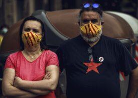 Și Catalonia introduce restricţii, după ce a crescut  numărul de cazuri de Covid