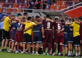 Liga Campionilor: CFR Cluj, victorie cu mari emoții în Gibraltar