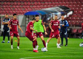 Liga 1 | Alibec i-a adus victoria lui CFR Cluj